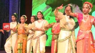 Children's Didactic Dance Performance at TANA Convention 2017 | NRI Events