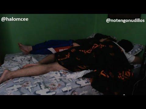 Durmiendo con Halomcee y Egle - EN VIVO.