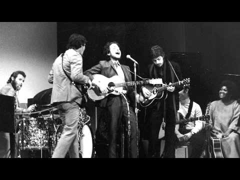 The Band & Bob Dylan I Ain't Got No Home (Carnegie Hall 1968)
