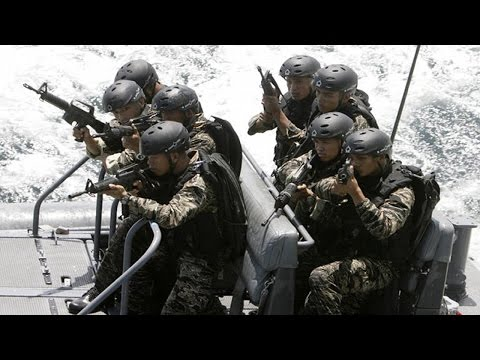 Philippine Major General claims south china sea