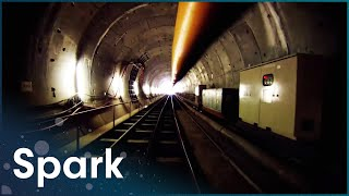 How Tunnels Are Made Safe | Built From Disaster | Spark