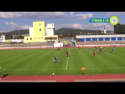 Sestřih utkání Teplice - Táborsko (20.6.2018)