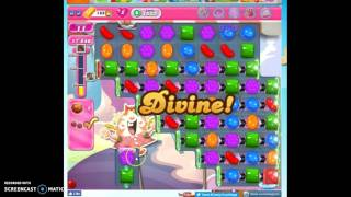 Candy Crush Level 1532 help w/audio tips, hints, tricks