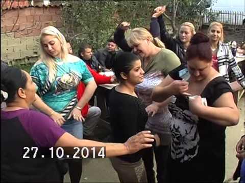 stefan i danijela 4-deo grejana rakija 27.10.2014,,studio beko,, leskovac