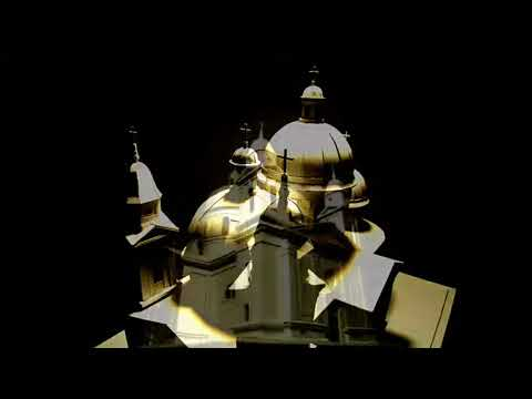 ORTHODOX CATHEDRAL OF THE HOLY SPIRIT. Собор Святого Духа в Черновцах