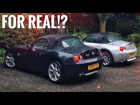 I Don't Believe It! My Dad Bought A BMW Z4 ..