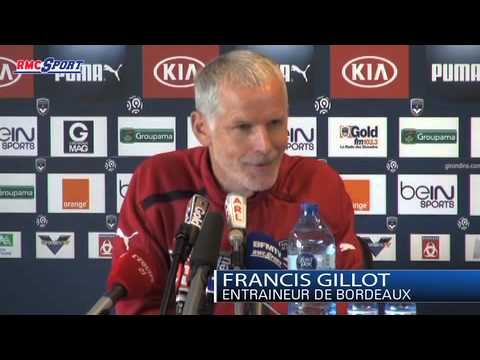 Football / Zidane à Bordeaux - Gillot :
