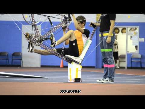 Gamera - Human Powered Helicopter - 1 min 5.1 sec