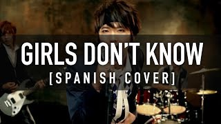 Watch Ftisland Girls Dont Know video