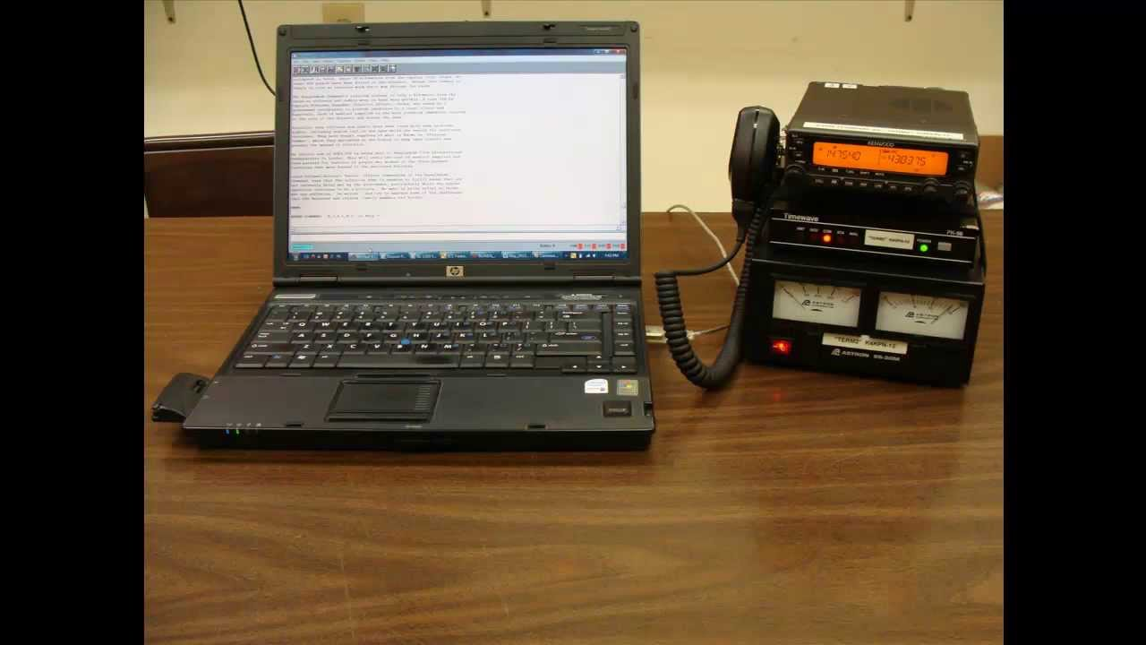Packet Radio Setup 9600 Baud Packet Radio With