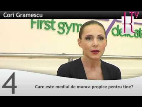 Interviu: Cori Gramescu