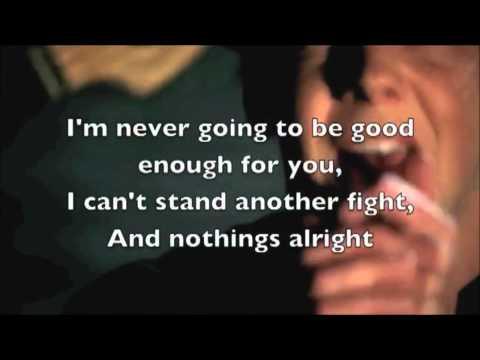 Karaoke - Perfect - Simple Plan.wmv video