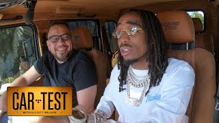 Car Test: Quavo
