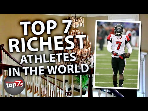 Rise And Fall Of The 7 Richest Athletes In The World