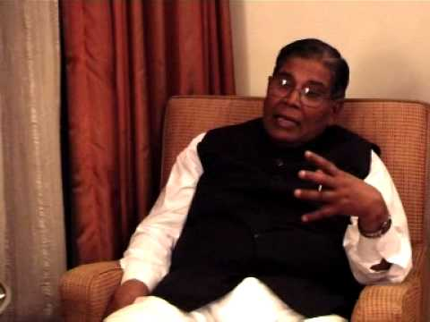 GoshaGhayoor K. Rahman Khan Minister for Minority Affairs Government of India part1