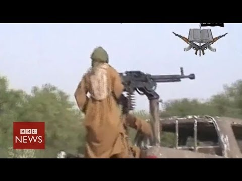 Boko Haram 'on the rampage' in Nigeria - BBC News