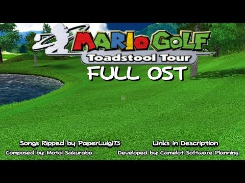 Mario Golf: Toadstool Tour (Full OST)