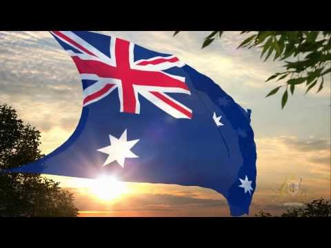Peter Dodds Mccormick - Advance Australia Fair