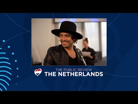 Waylon - Outlaw In 'Em (Netherlands Eurovision 2018) - The Public Review / Impressions