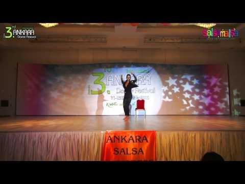 Nusret Dişçi Solo Dance Performance | AIDC-2015