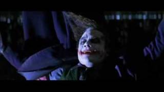 The Dark Knight: Final Joker Scene