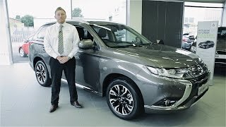 Review of the Mitsubishi Outlander PHEV