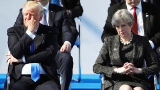 UK Afraid To Share Intel With Leaky Trump Administration
