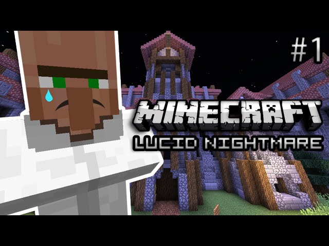 Minecraft: I CAN SEE THE FEELS - Lucid Nightmare Part 1