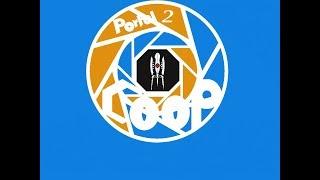 Let´s Co op Portal 2 (German) Part 21 -  Fragen und keine Antwort