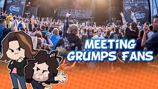 Game Grumps: Meeting Fans Stories