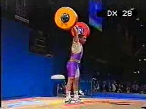 Men 62 kg B Weightlifting - Olympic Games Sydney 2000 - by GENADI - Sport Expert