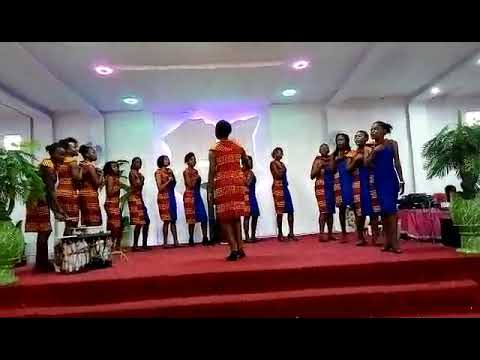 Afadhali Yesu- Size 8 choir version
