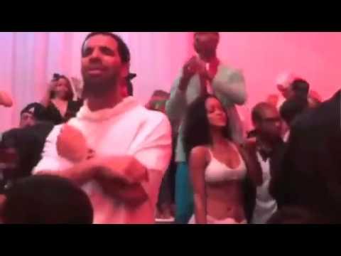 Rihanna Dancing With Drake At Musik Night Club 2014
