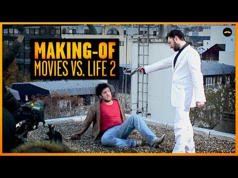 BONUS - Movies vs. Life 2 - Making-Of