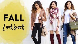 Fall Lookbook   2016 Fall Fashion Outfit Ideas   Miss Louie