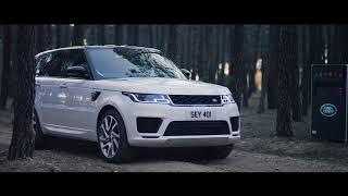New Range Rover Sport MJ 2018 | PHEV