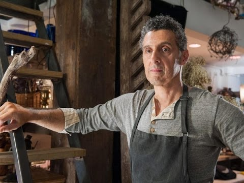 John Turturro Talks 'Fading Gigolo'