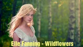 Elle Fanning - Wildflowers (Lyrics)