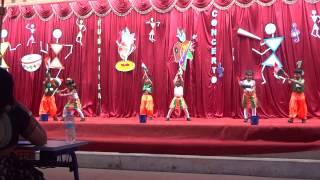 Arshiya's Dance Performance at Volkfiesta, Deens Academy