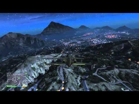 GTA V - Buckingham Luxor Deluxe Ill Gotten Gains Update