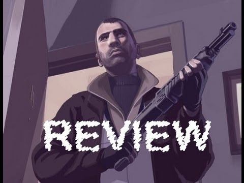 GTA 4 Review 2013 + Grand Theft Auto IV Campaign Review