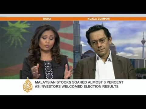 Farish Noor discusses the outcome of Malaysia's general election