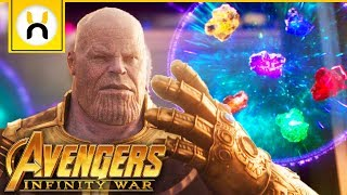 What Order Will Thanos Collect the Infinity Stones Theory | Avengers Infinity War