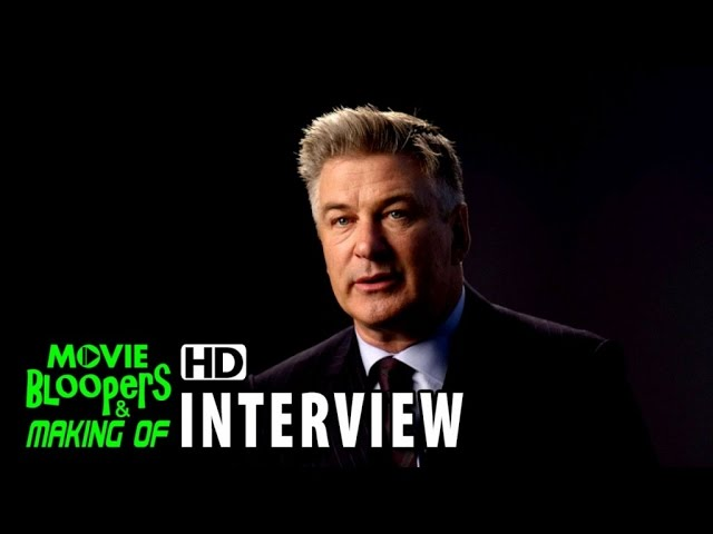 Mission: Impossible - Rogue Nation (2015) BTS Movie Interview - Alec Baldwin is 'Alan Hunley'