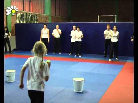 Семейная эстафета от Детской юношеской спортивной школы