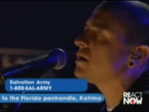 Chester Bennington - Let Down (Live) Video
