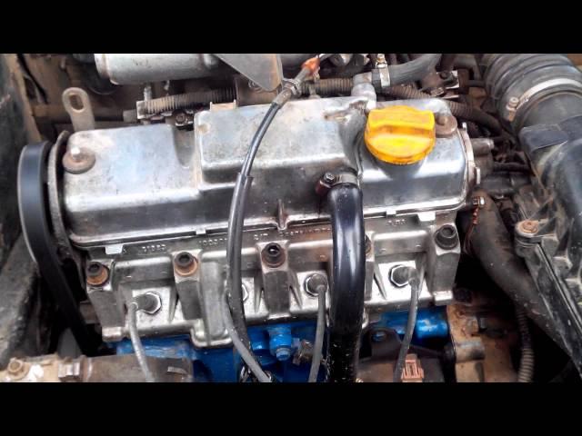 Двигатель трясет на холостом ходу