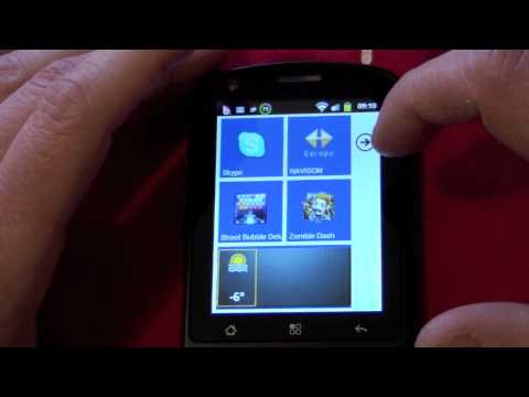 Launcher 7 su Onda TQ150 Video by batista70phone