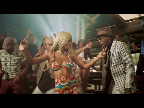 Orezi - Just Like That ft. Vanessa Mdee [Official Music Video]