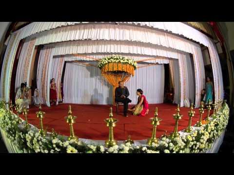 3 - Annie & Akash Sangeet - Sajna Ji vari vari